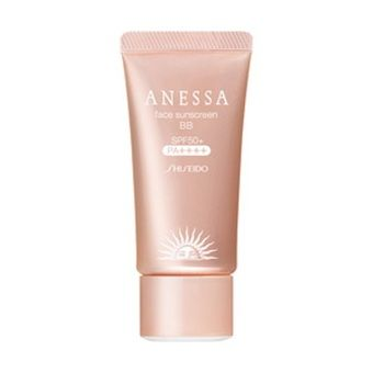 Kem nền BB Cream Shiseido Anessa Face Sunscreen SPF 50+/PA++++