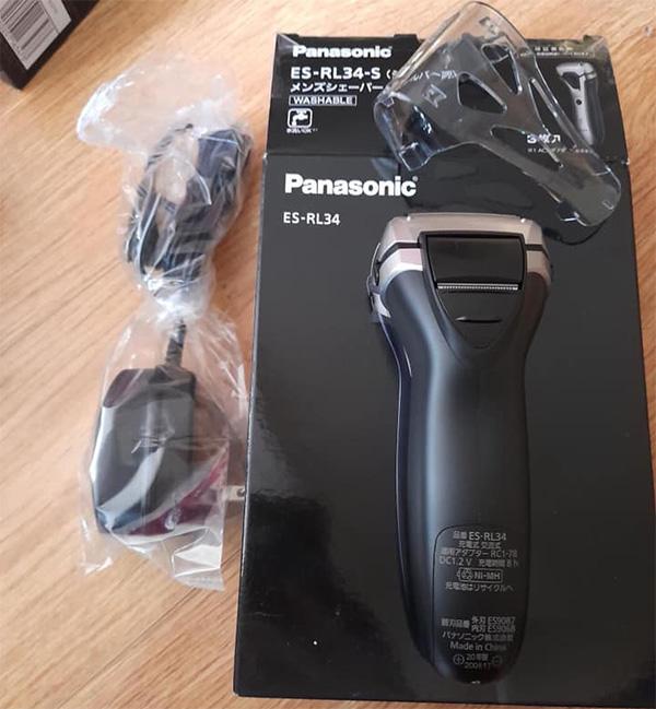 Máy cạo râu Panasonic ES-RL34