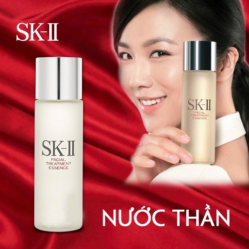 Nước thần SKII Facial Treatment Essence